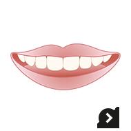 前歯を白くしたい!
