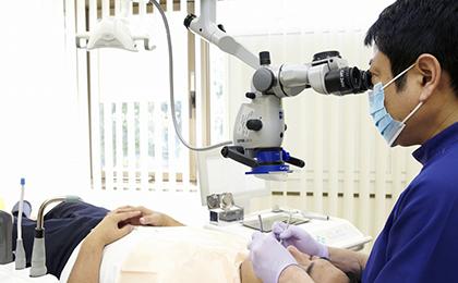 「前歯」の審美歯科・セラミック治療
